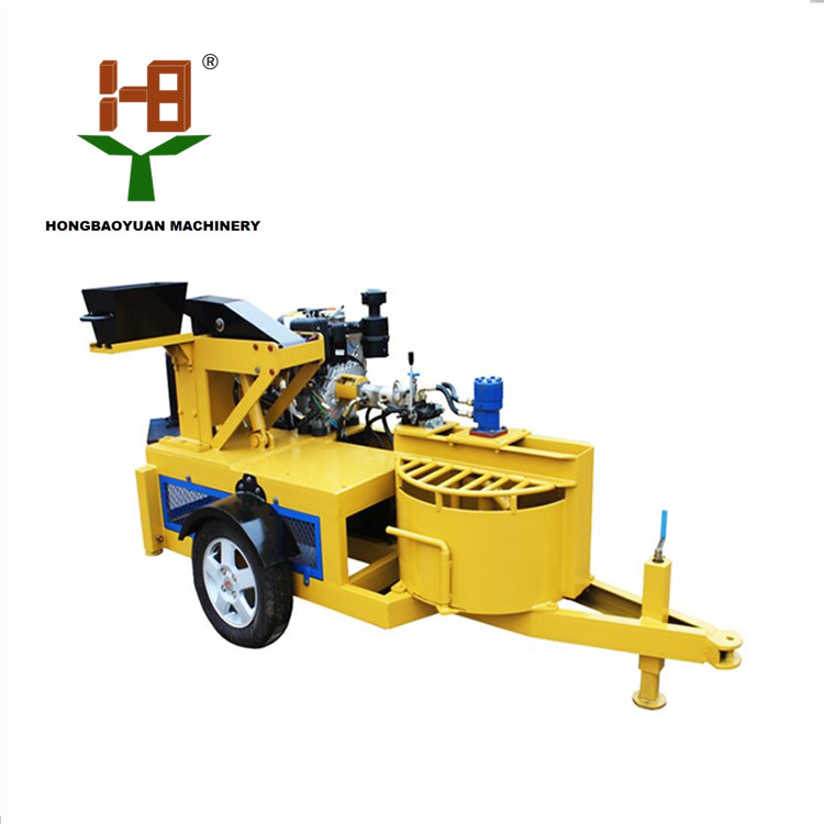 Factory sale for M7MI low cost brick making machine soil bolck maker in Middle East