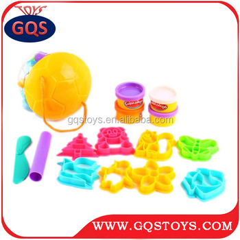 New Product Soft Toy Kids Color Mud Set Clay Craft Toy Making Buy