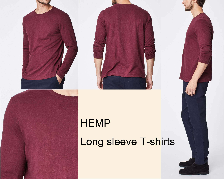 Custom Logo Plain T Shirt Durable Hemp T Shirts Organic Cotton Blend Hemp Clothing Fabric Tshirts Buy Hemp Clothing Tshirt Custom Logo Printing Hemp T Shirt For Men Hemp T Shirts Wholesale Hemp Fabric