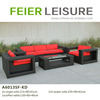 Grand outdoor sofa bed luxury pet dog beds