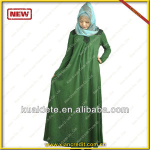 Reasonable price for 2016 abayas caftans KDT-AM33 Abaya Lady Abaya