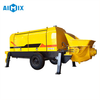 Aimix ABTD-60 Hot selling 60m3/h concrete boom pump manufacturers india