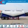 Hot sale 2 axle cement tank trailer China widely used bulk good quality cement trailers cement carrier truck