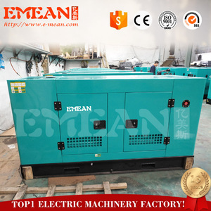 Hot sale 30kva diesel generator with Tiffany blue color from China