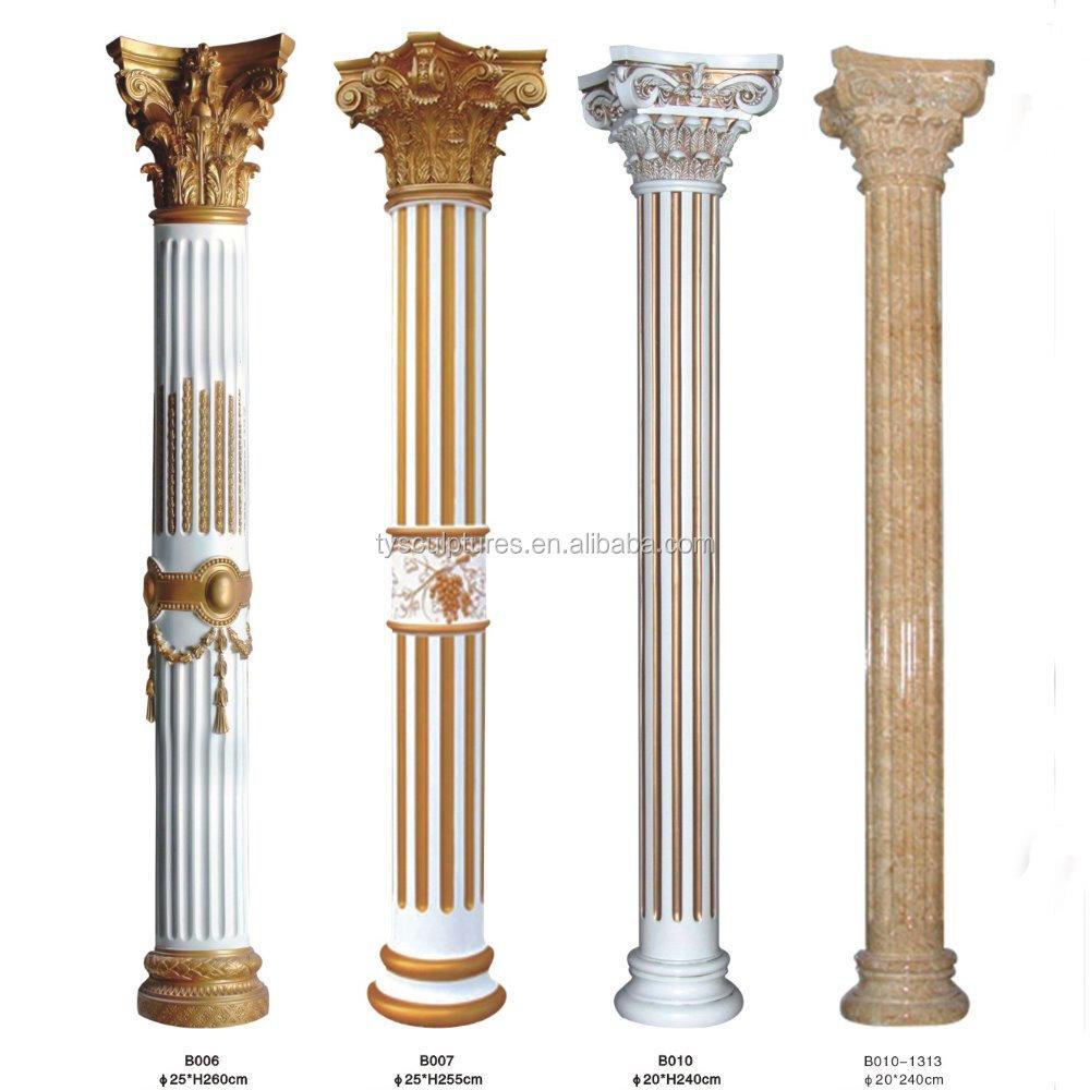 Indoor Columns Pillars Beautiful How To Build Decorative