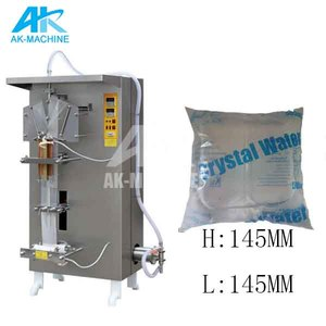 Plastic Bag Sachet filling machine/pure water making machine