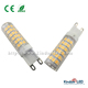 Energy saving 550lm 5w small size cri80 high lumen 4000k bulb g9 led