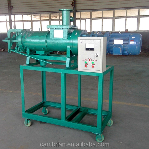 Farm use stainless steel liquid solid separator with lowest price