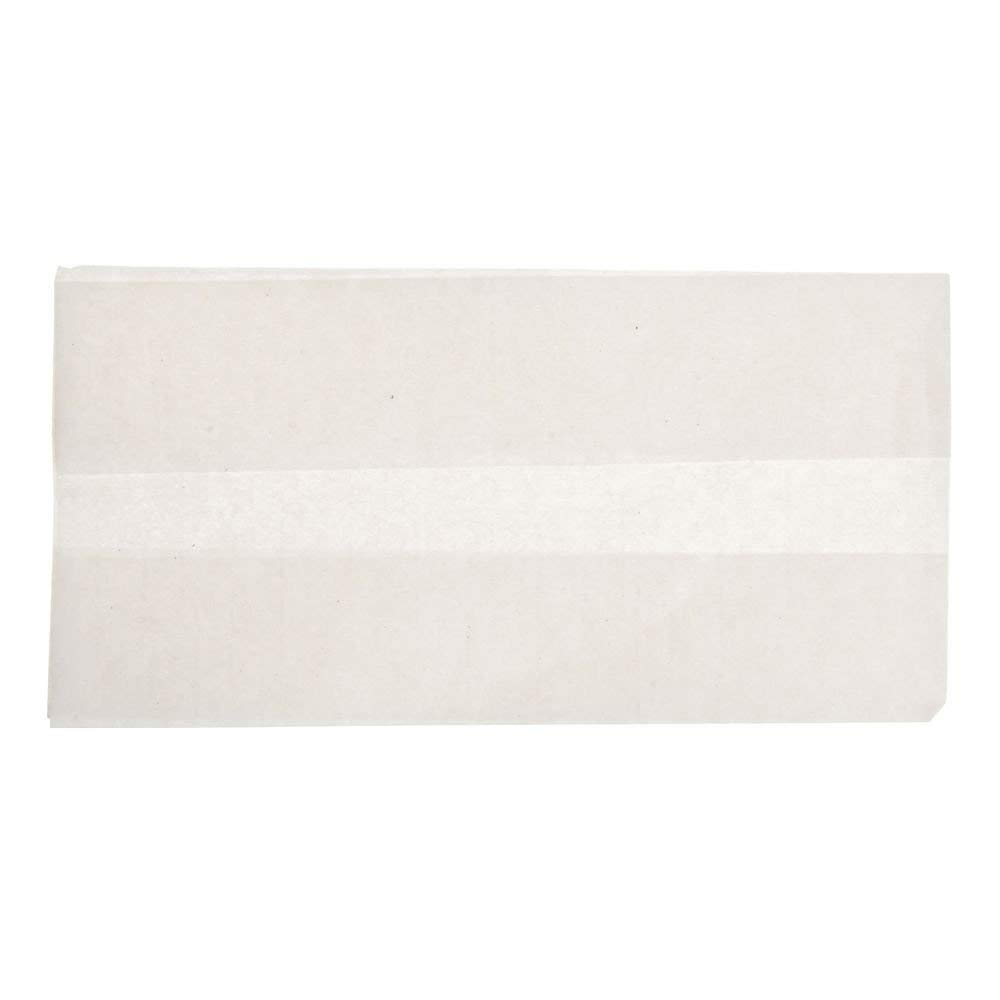 "Get Quotations · White Tall Fold Napkins - 3 1/2""W x 7 11/16"