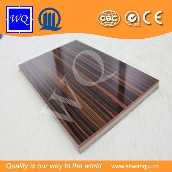 Charming High Gloss Acrylic Mdf Board/acrylic Sheet 1mm Coating Plain Mdf Board For  Decoration