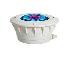 factory sell led tech 6w-36w stainless steel swimming pool AC 12volt IP68 light sensor Par 56 RGB light fixture with DMX control