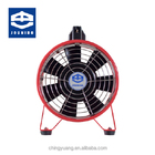 AC 220v 380V Industrial Axial Exhaust Ventilation Portable smoke exhaust axial Fan