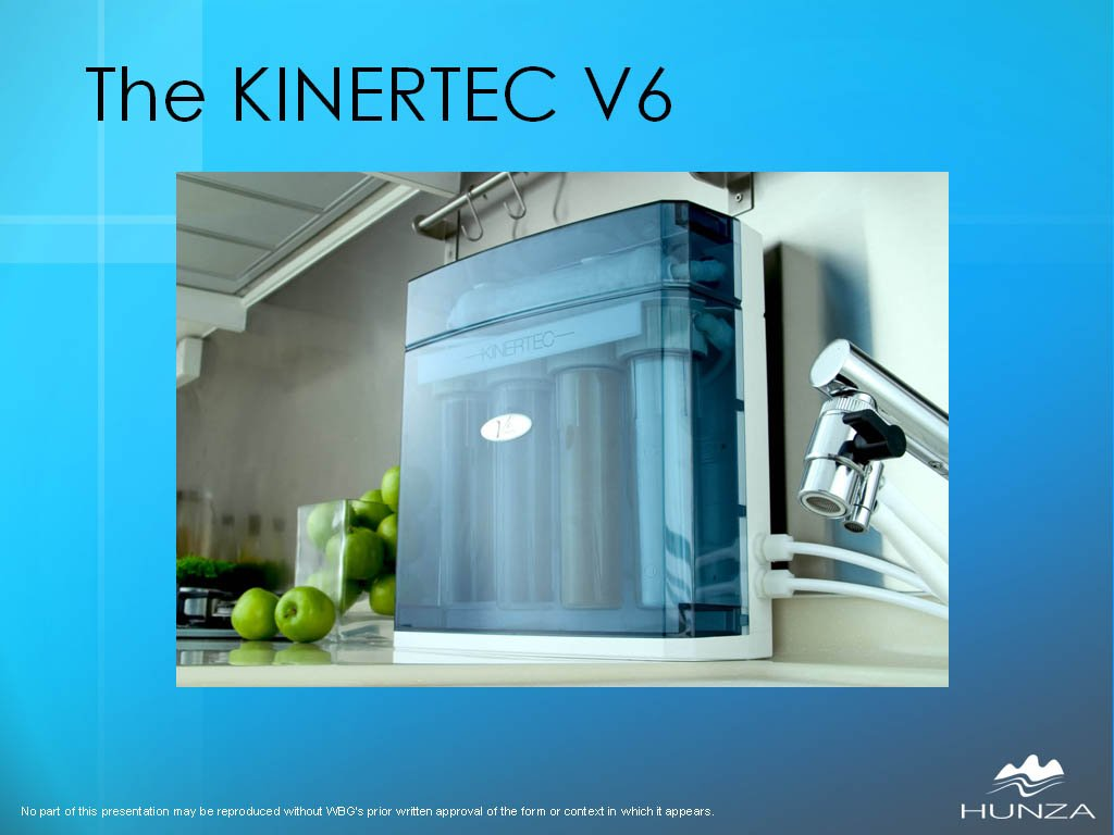 Kinertec V6 (complete 6-filter Energywater Purifying System) - Buy Water  Filter Product on Alibaba com