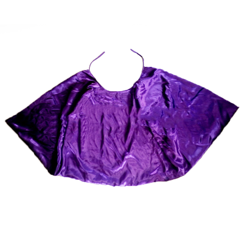 Halloween Purple kids cap Superman for Children CAPE-0062