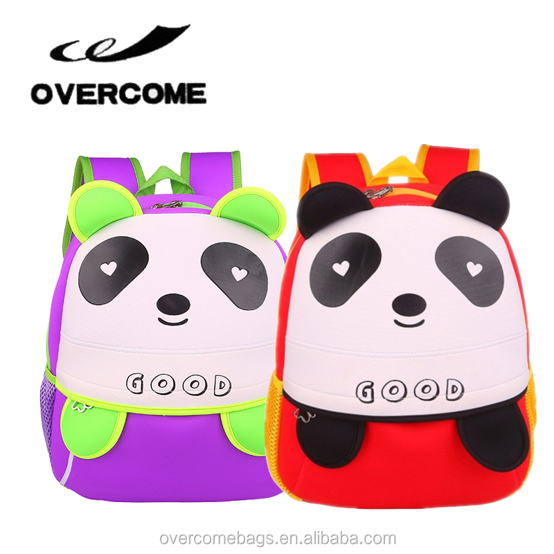 High quality zoo animal shape kids party bags
