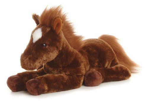 Stuffed Horse Toy : Grande cavallo di peluche giocattolo della