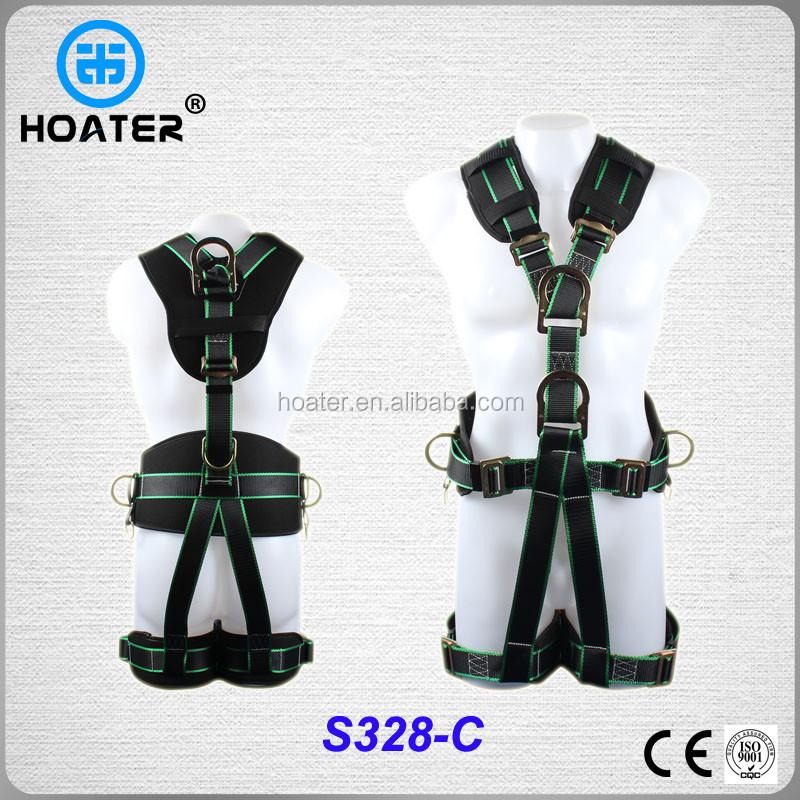 HTB1_wt5PXXXXXcjXVXXq6xXFXXXh fall protection 5 point safety shoulder harness for working at