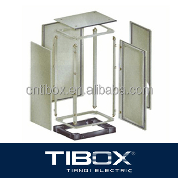 Electronic Equipment Enclosure Sheet Metal Electrical Box Cabinet ...