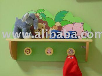 Appendiabiti Da Muro Per Bambini.Appendiabiti Da Parete Per Ragazzi Amore Di Disegno Per Bambini In
