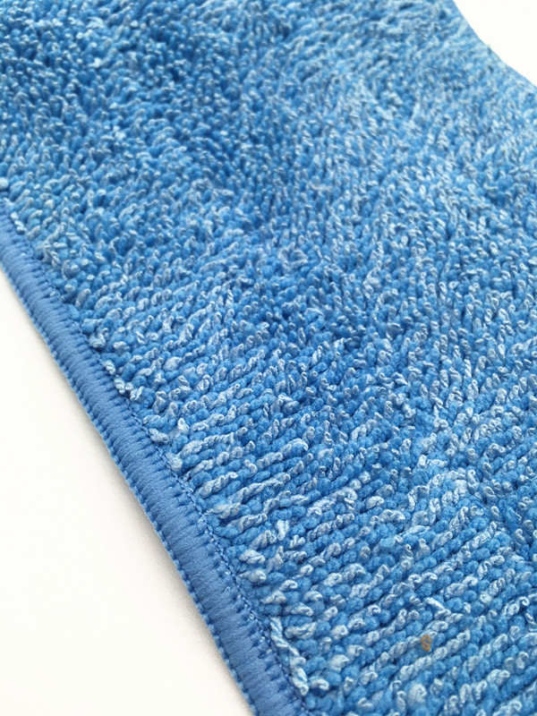 Best Selling Cheap Microfiber Replacement Cleaning Mop Pad
