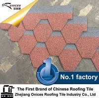 roof tiles cheap stone coated metal roof tile/ asphalt roofing shingle