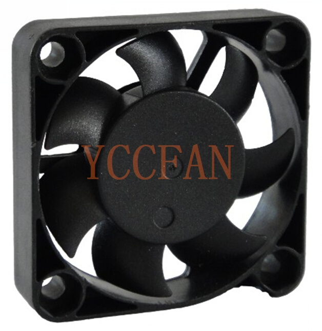 YCC lower noise 4010 dc fan 12V 18v 19V 20v 24V brushless dc axial cooling fan