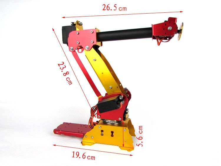 List Manufacturers of 6 Dof Robot, Buy 6 Dof Robot, Get