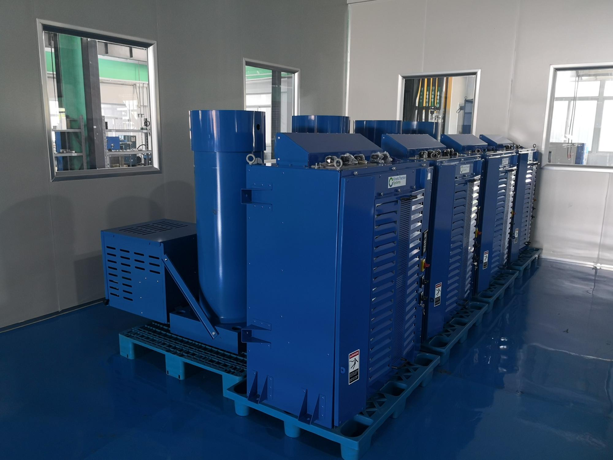 FLYWHEEL ENERGY STORAGE SYSTEM FOR UPS/ENERGY RECOVERY/MIRCO GRID, View  flywheel energy storage, DUNSHI Product Details from Shijiazhuang Liquatech