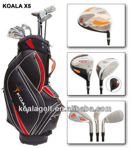 used golf clubs in good quality