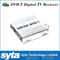 SYTA dvb t tv box car support HD1080P,PVR,Double Tuner and Antenna for Europe S2011A