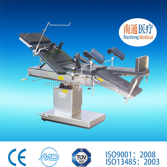 China top hospital equipment supplier cheap price operating table/surgical table for general surgery