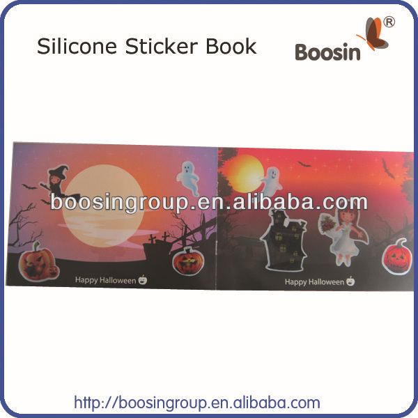 Custom printed sticker album wholesale album suppliers alibaba