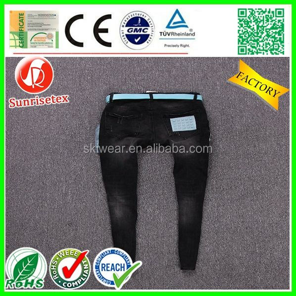 New Style cheap ladies linen trousers Factory