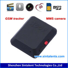 Mini GSM MMS Camera, Video&Voice Recording, APN Set, Quad band, PIR Sensor