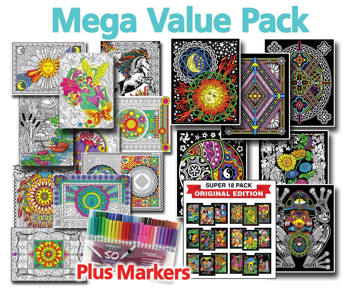 Cheap Coloring Fuzzy Art Poster, find Coloring Fuzzy Art Poster ...