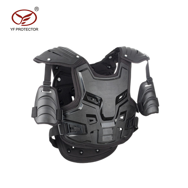 Motorcycle Back Chest Body Armor Off Road Sport Bike Protector Vest Guard 6 Size