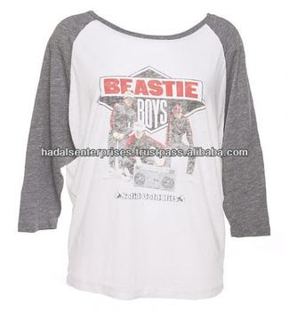 Custom womens raglan sleeves baseball shirts buy raglan for Custom raglan baseball shirt