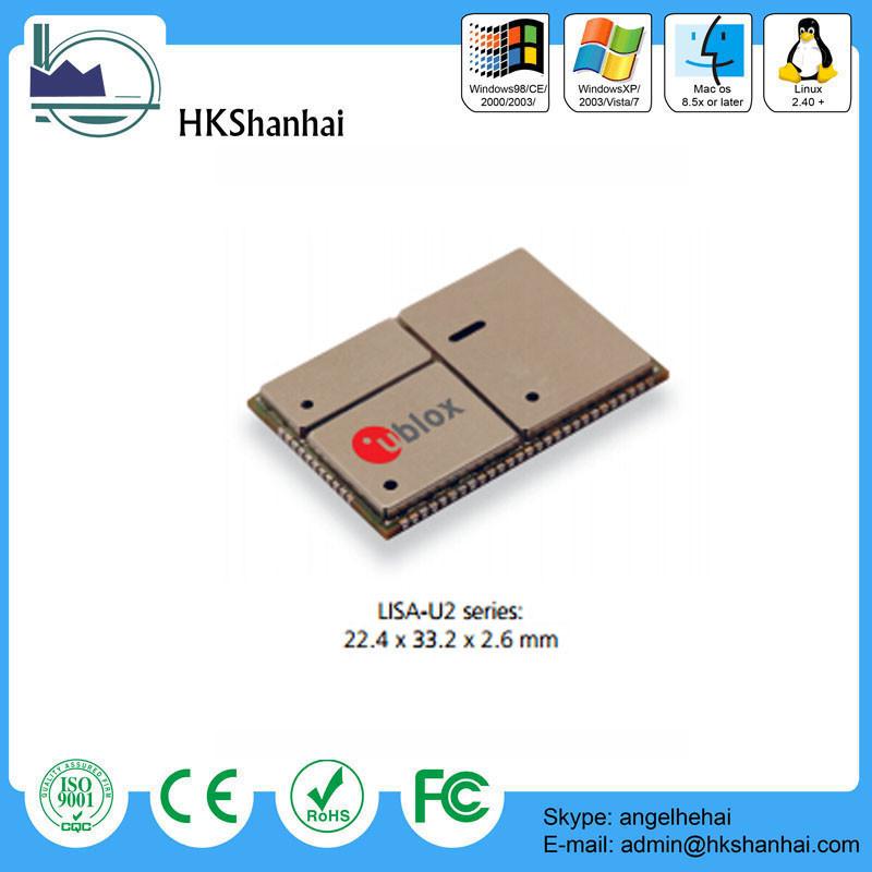 Lisa-u2 3.75g Umts/hspa(+) Module Series Wireless Modems With 6 ...