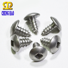 Fastener Chair Bolts SS304 Wood Screw