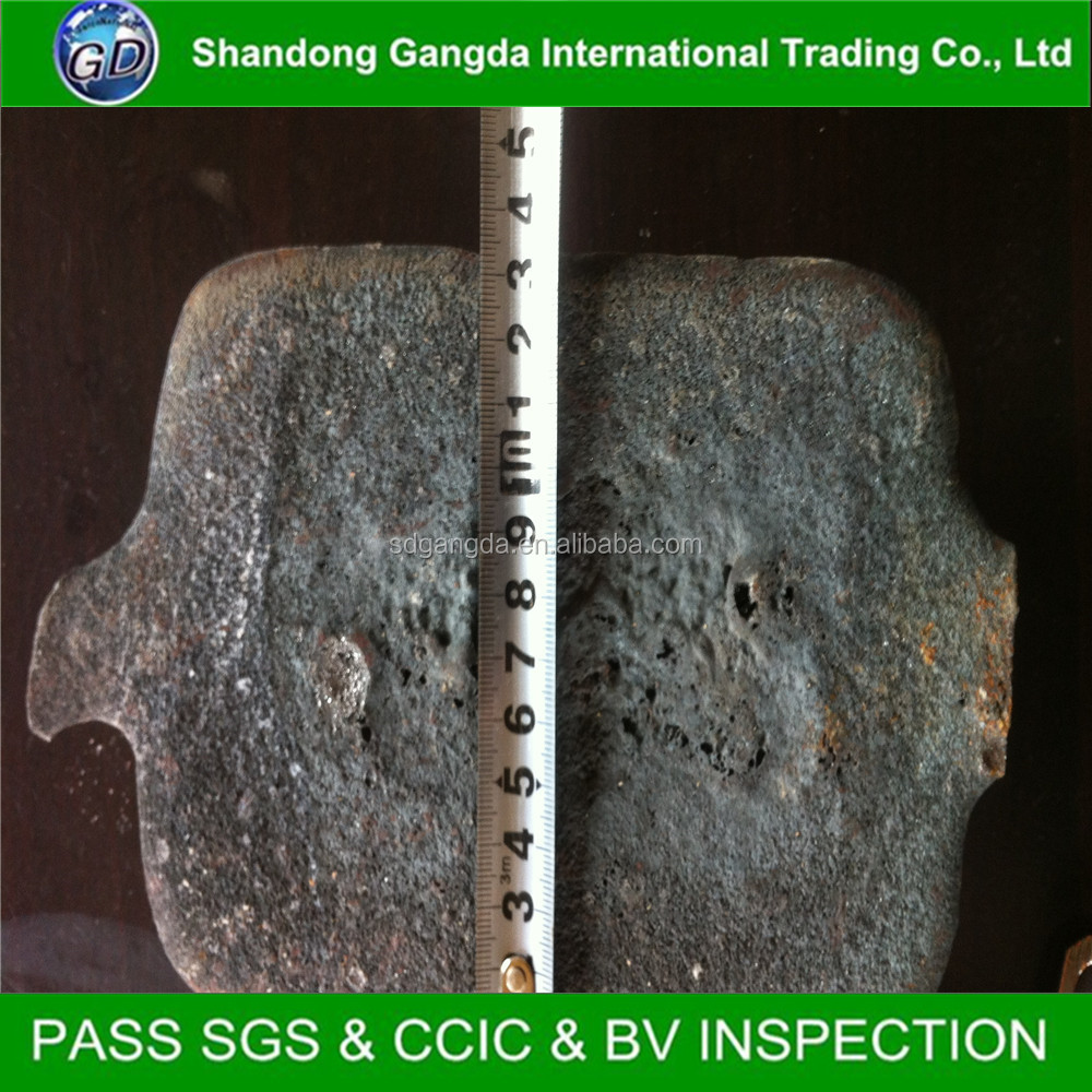 GD-ST Pig iron for steelmaking or casting