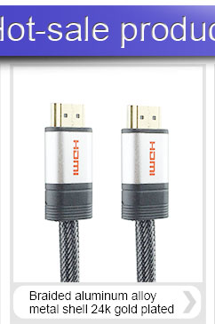 High speed awm 20276 HDMI Cable 2.0v 2.1v with ethernet support 4K 8k@60Hz 3D 2160P