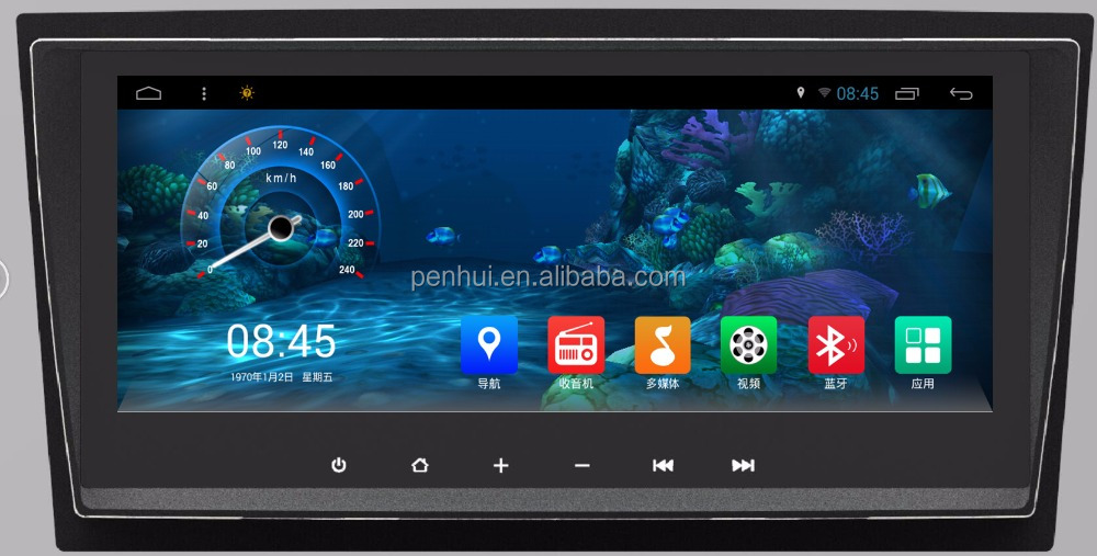 Pure android 6.0 8.8 inch Car auto navi player for Toyota avensis 2009-2013 Support BT+Smart Phone+Wifi+3G+Radio+BT+16G+free map