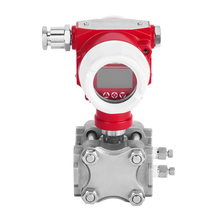 hart protocol differential pressure air flow transmitter