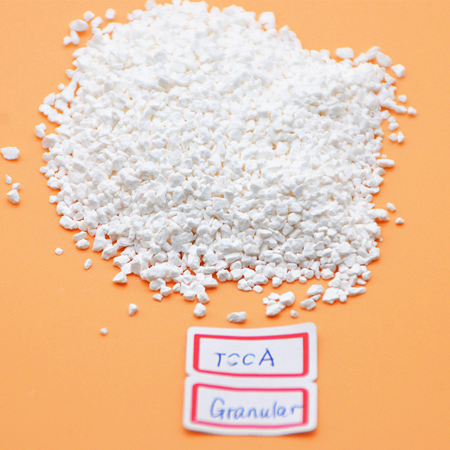 tcca 90% granular 8-30 mesh water treatment <strong>chemical</strong>