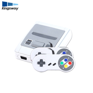 2018 hot sale mini game console 621 cable games player built in 621 games with smart tv remote control