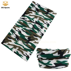 Athletic Sweatband Bandana Headbands Head wrap Camo Printed Yoga Headband Workout Headband Best Looking Bandana for Man and Wome