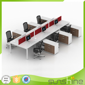 HT-FPW15 Hot Sale For China Mobile Call Center Workstation, Call Center Cubicles, Call Center Furniture Buy From China