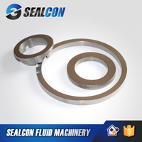 tc seal face tungsten ring mechanical seal spare parts tungsten carbide seal ring
