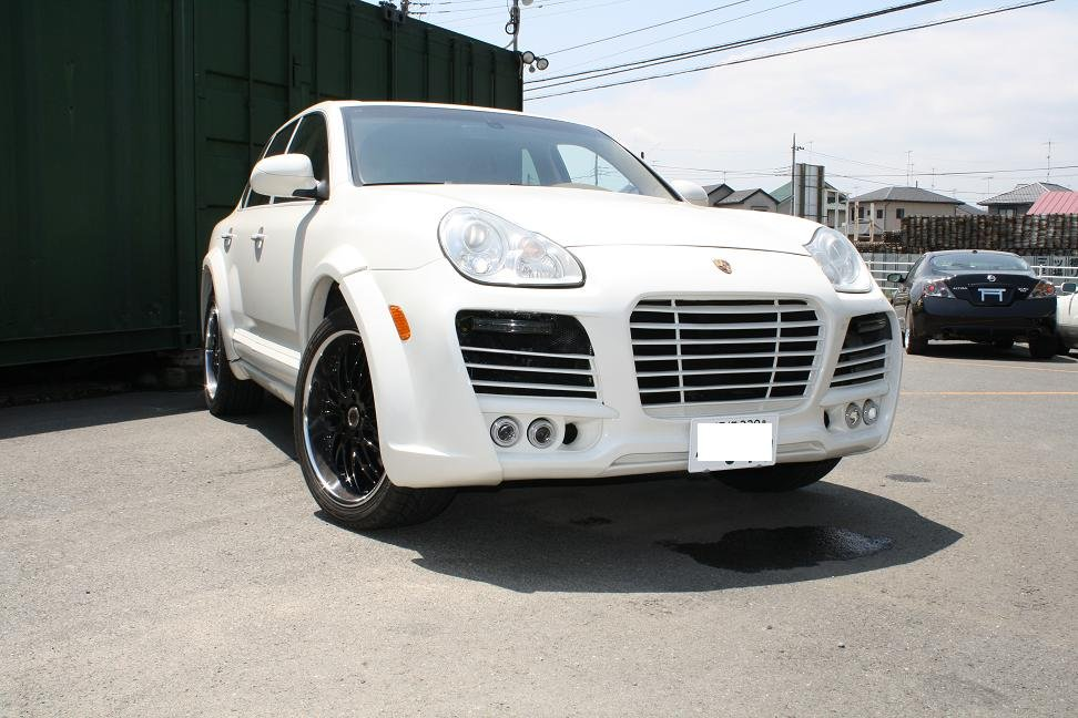 2004 Porsche Cayenne S 4500CC A/T Sunroof 48279km used car