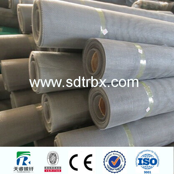 Well Ventilation Fiberglass mesh screen window covering